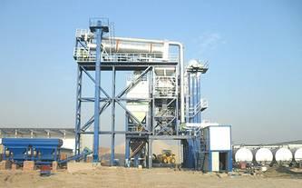 asphalt recycling plant