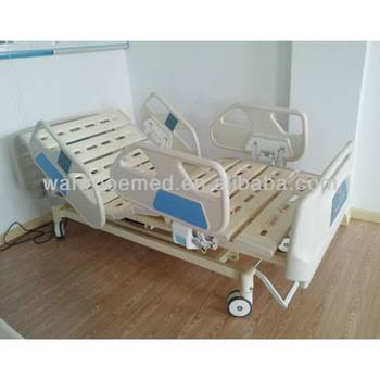 Cheap built-in buttons,battery,ICU Hospital Bed
