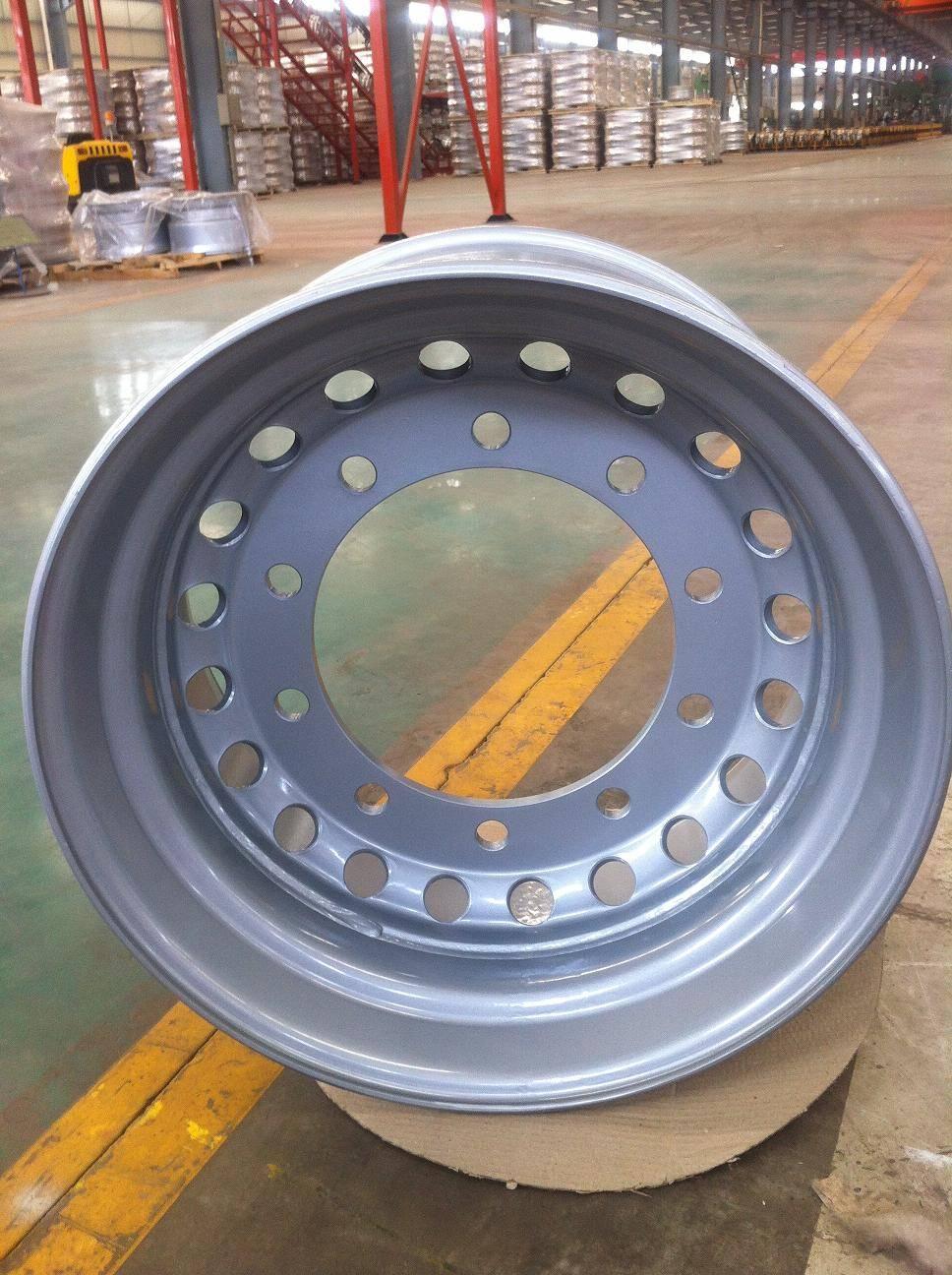 11.75x22.5 tubeless wheel rim euro