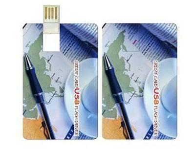 2015 new popular Credit card USB flash drive