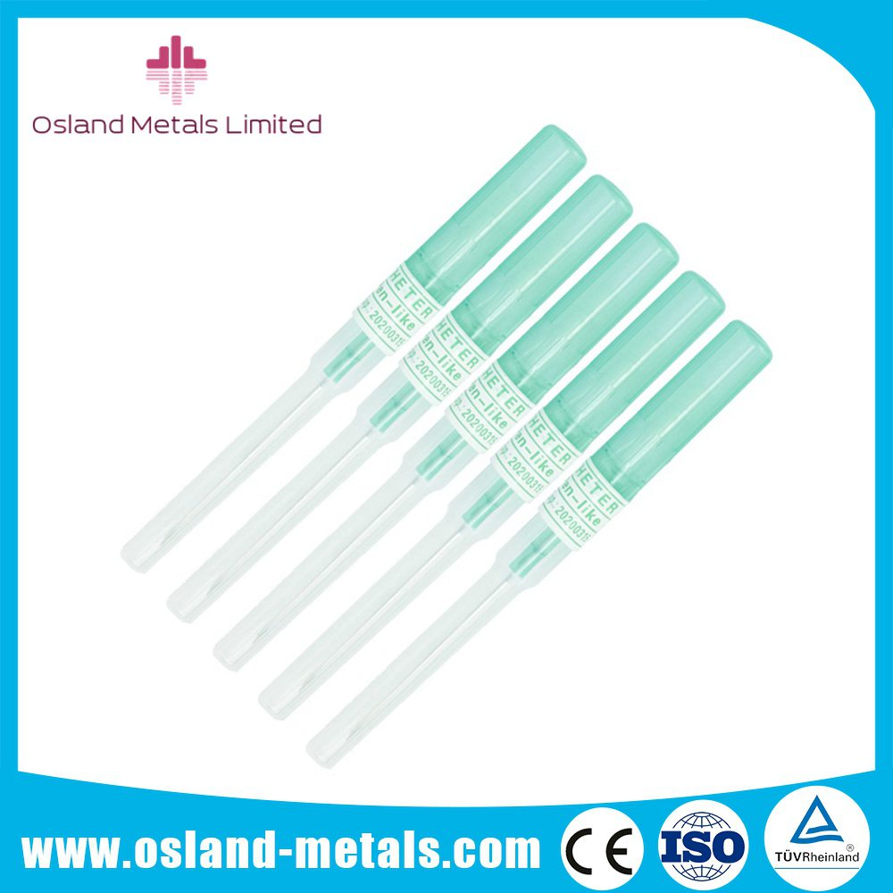 Disposable Medical Pen Like I.V. Cannula I.V. Catheter Manufacturer Price with Small MOQ