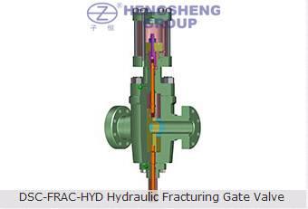API 6A Hydraulic Fracturing Gate Valve