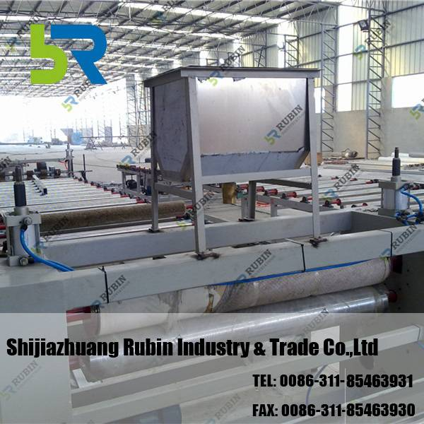 Fully Automatic Gypsum Ceiling Board Production Line