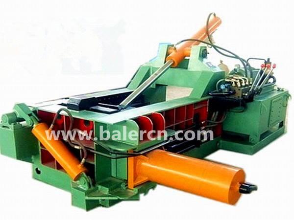 Y81F hydraulic metal scrap baler machine CE
