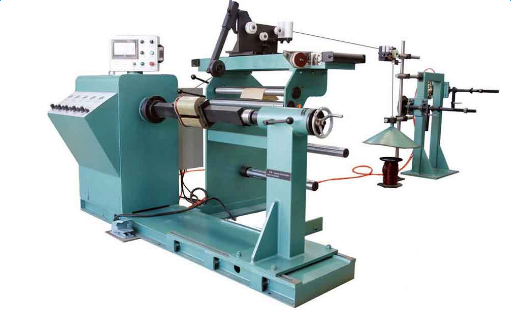 High Quality Copper coil Winding Machine by manufacturer china