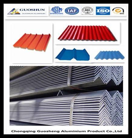 Corrugated Aluminum Siding Roofing Aluminium Roofing Sheet