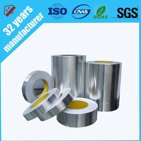 China no vibration trace aluminum foil tape with SGS certificate