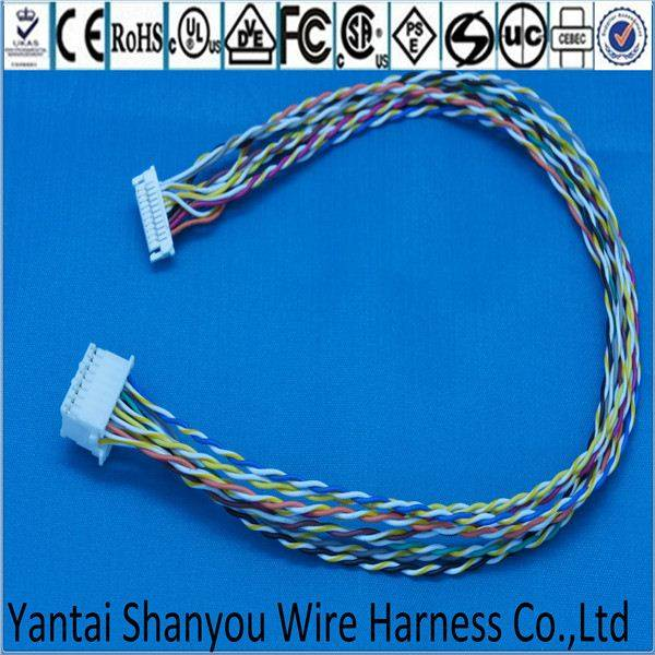 custom wire harness and cable assembly manufacturer