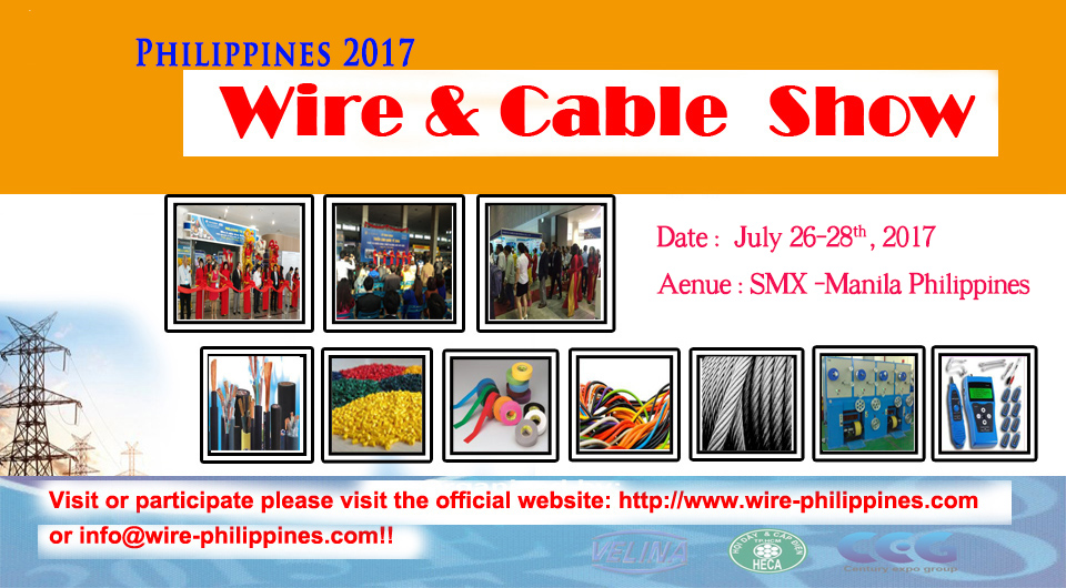 Wire & Cable Show Philippines 2017