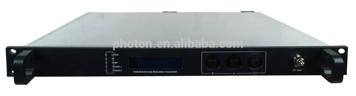 1550mn external modulated l transmitter
