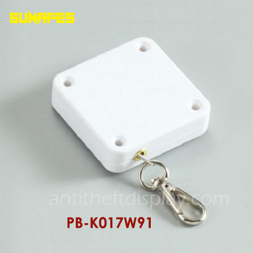 Display Security Cable Reel Recoiler Retractable Pull box For Cell Phone