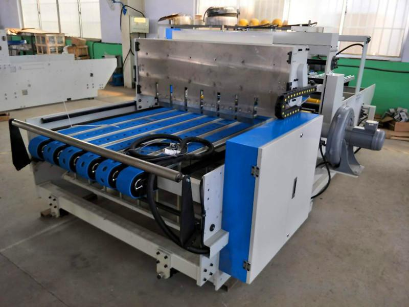 Full Automatic Down Folding Folder Gluer QZ920B Manufacturer