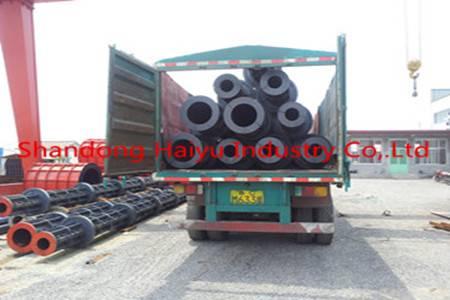 RCC & PSC concrete spun pole machine