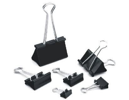 hot sale black binder clip