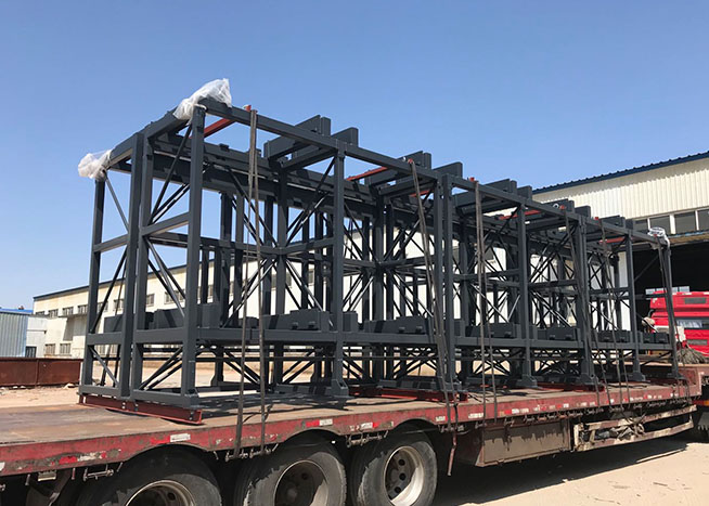 Welding Stainless Steel large frame
