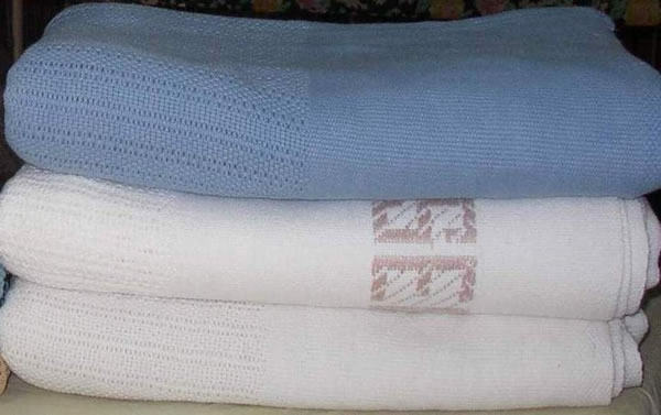 100PCT Cotton Hospital Thermal Blanket