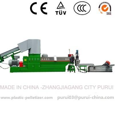 PE PP film granulation machine