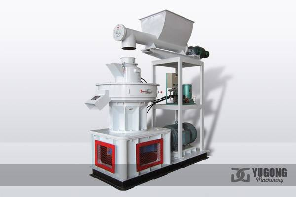 PELLET MACHINE LGX-550