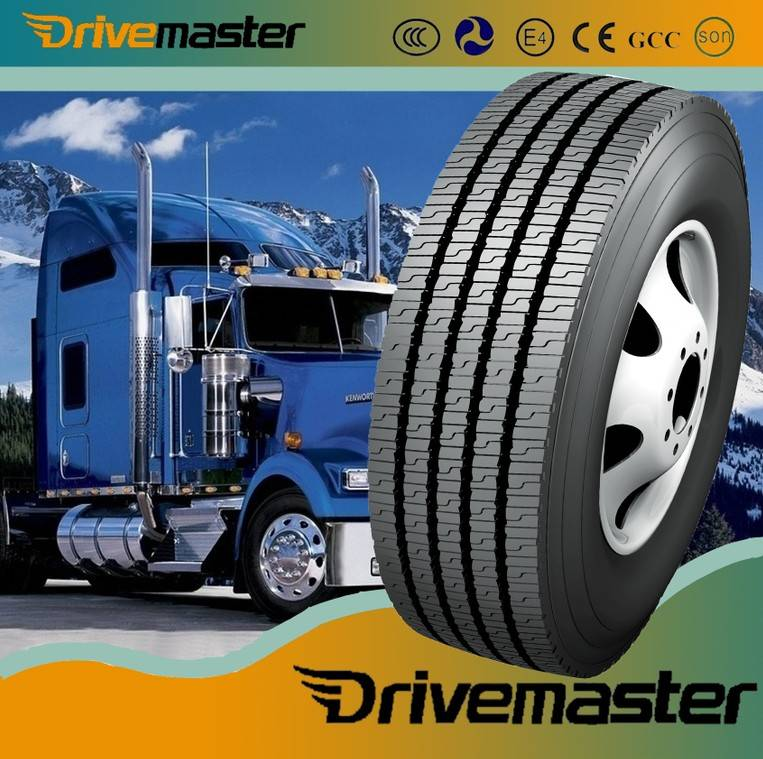 Drivemaster truck tyre