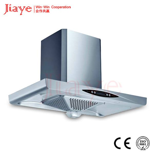 kitchen aire range hood/kitchen smoke absorber chimney hood JY-HT9003