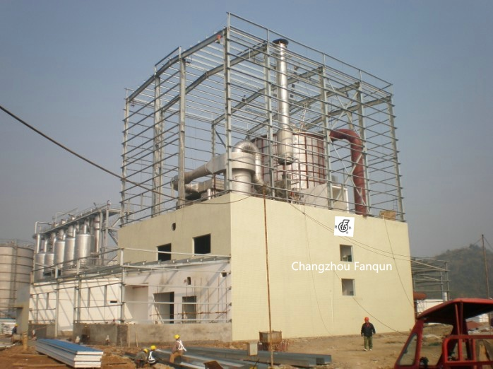 Changzhou Fanqun Spray Dryer for Yeast Product