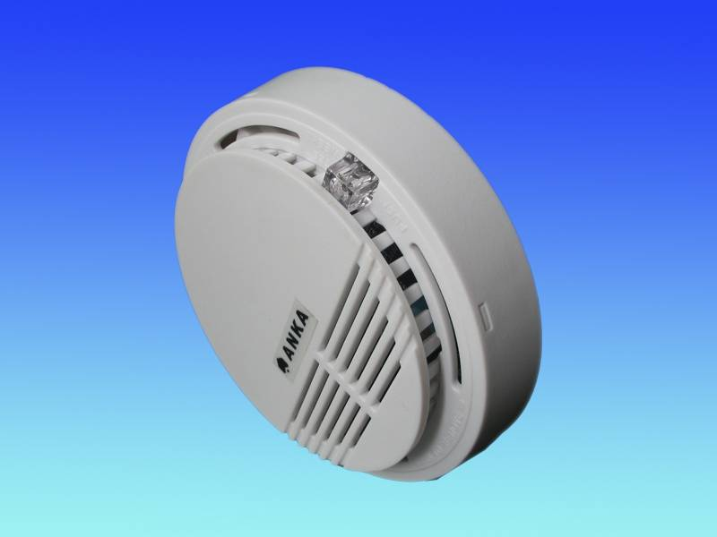 wireless indepedent smoke alarm