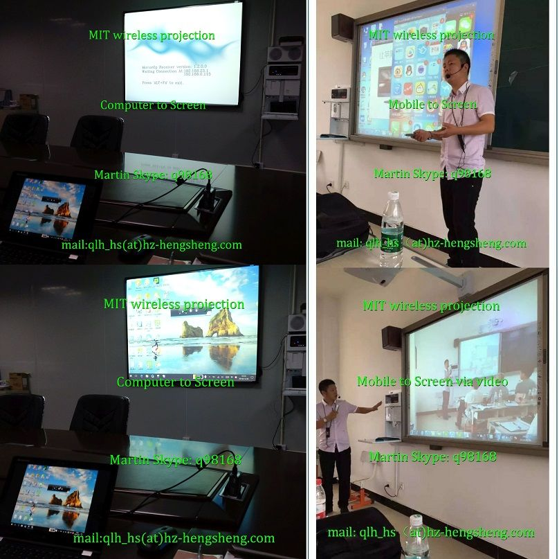 Interactive Classroom Solution Multimedia Smart Classroom All-In-One Solution Prensentation Solution