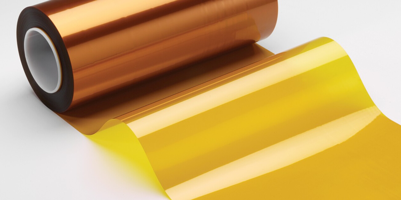 High Technology Polyimide Film Yellow Color