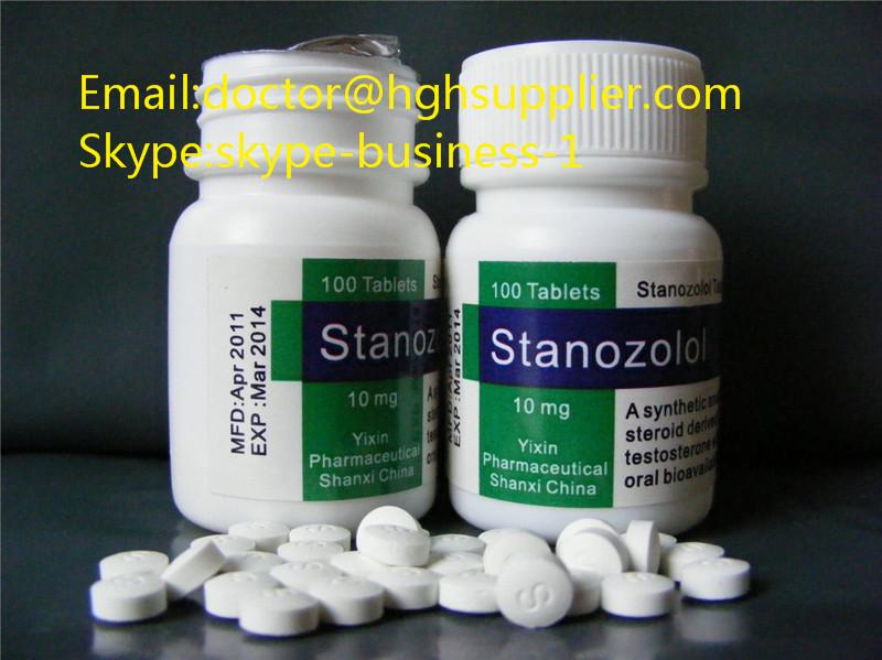 Stanozolol,Winstrol,Stanazol Tablets 10mg100 Oral tabs Steroid