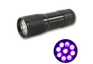 good quality 395nm UV led flashlight 365nm UV flashlight