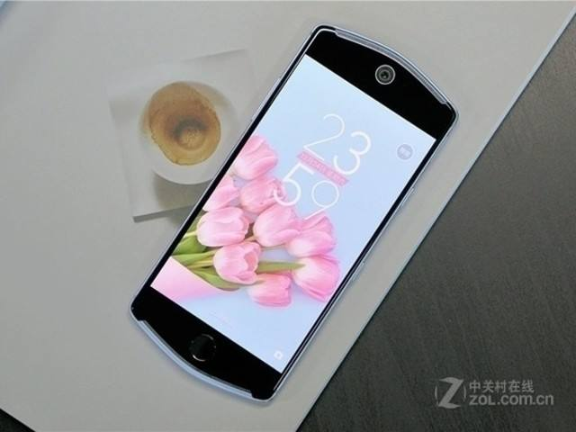 JX touch screen phone