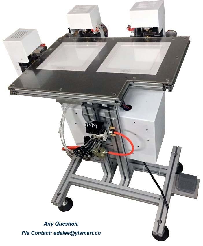 Manual Sheet Bonding and Collating Machine YLB-1