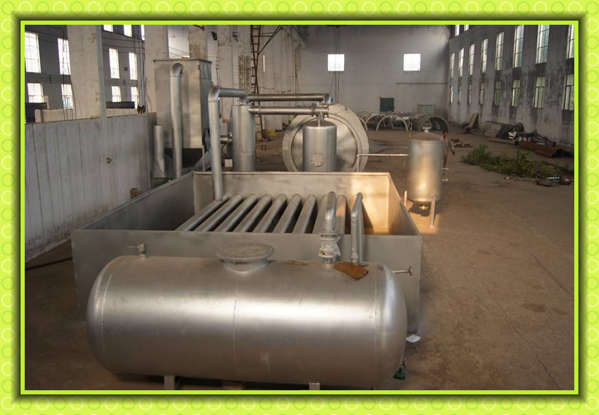 plastic recycle machinery used