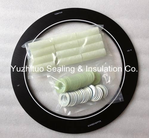 SS Core Flange Insulation Gasket Kit insulating gasket VCS