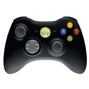 wireless controller for XBOX360 video games