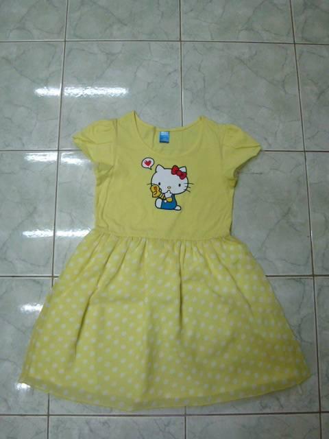 876 KIDS DRESS