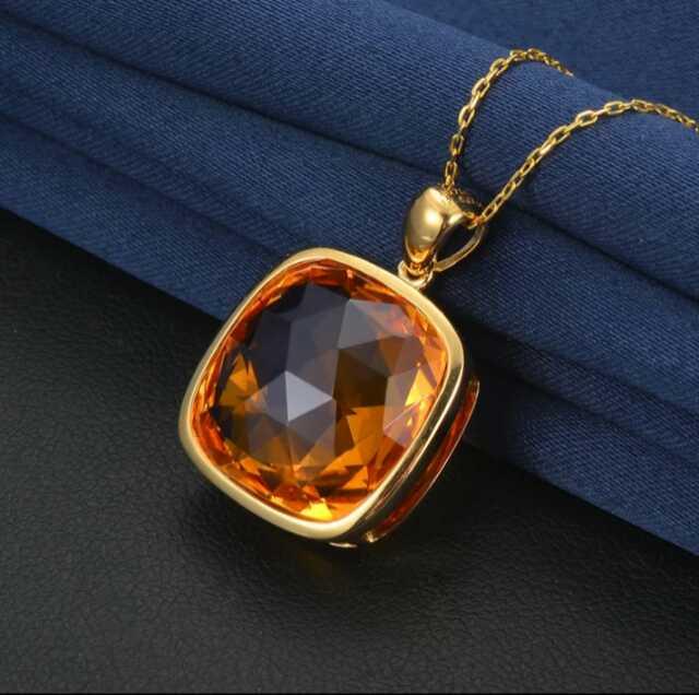 Manufacturer sale custom design elegant zircon semi precious necklace set