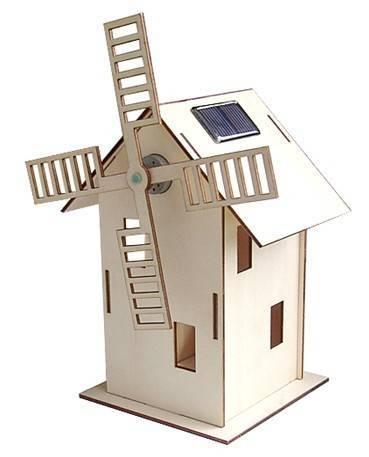 Solar Windmill Model