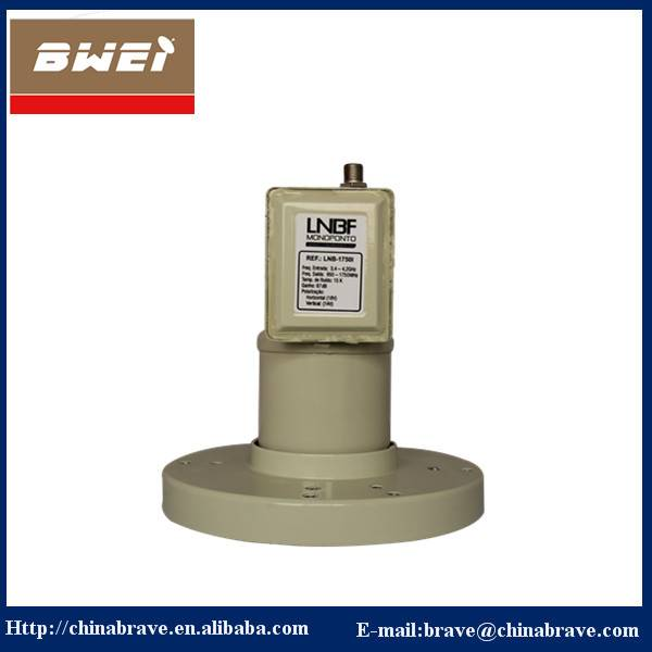 Monoponto Input Frequency 3.4-4.2mhz Single Output Best Price C Band LNB