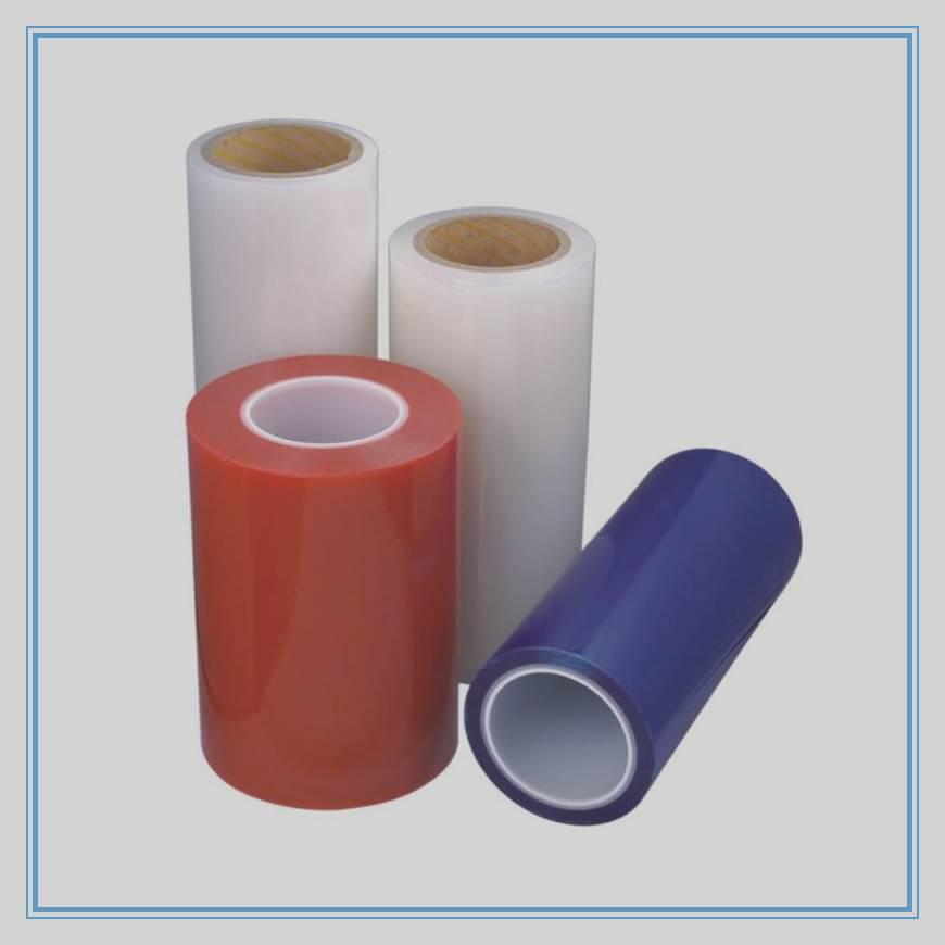 Transparent Polyethylene Protective Film PE Film