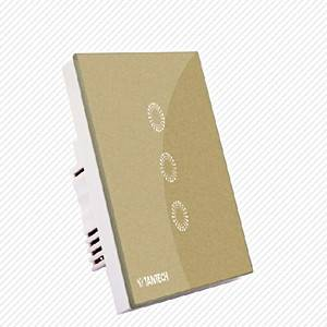 Wholesale Tantech Smart Lighting Control Switch,wireless remote control zero/single fire switch pane