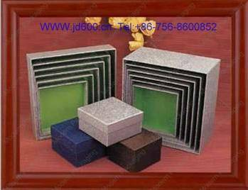various color paper packaging box for gift
