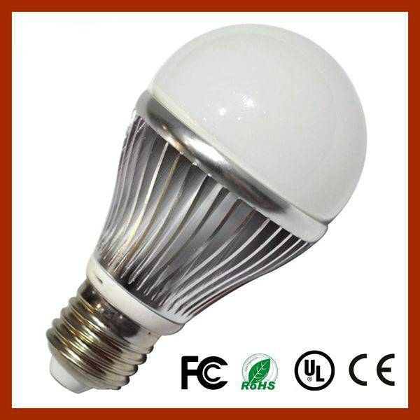 waterproof 5W LED bulb light, 850Lm, CRI80, 40W incandescent replacement