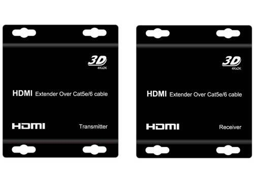 100m HDMI Extender over single UTP cable