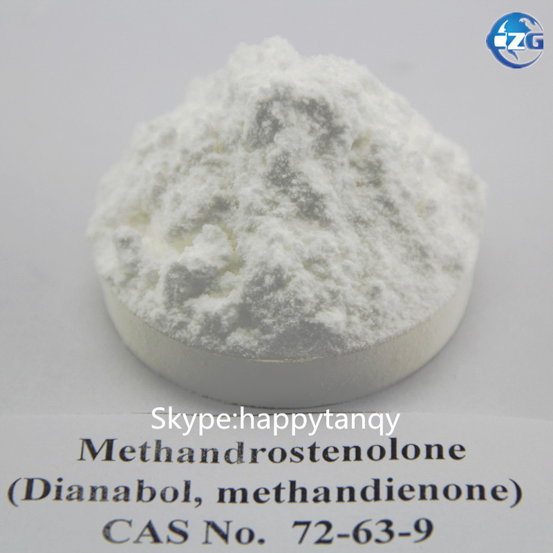 99% Raw Steroid Hormone Powder Dianabol (Methandrostenolone)