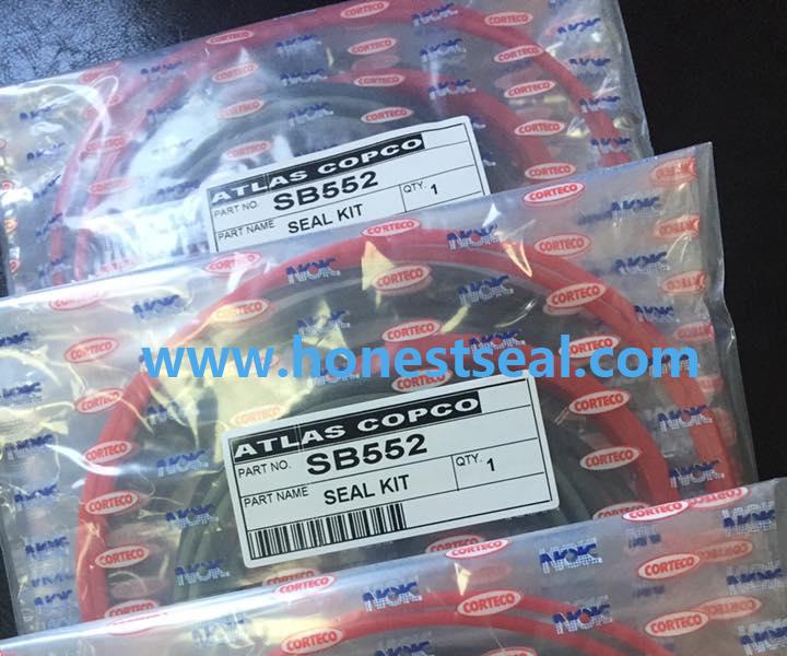 ATLAS-COPCP Breaker Hammer Seal Kits Hydraulic Hammer Seal kits