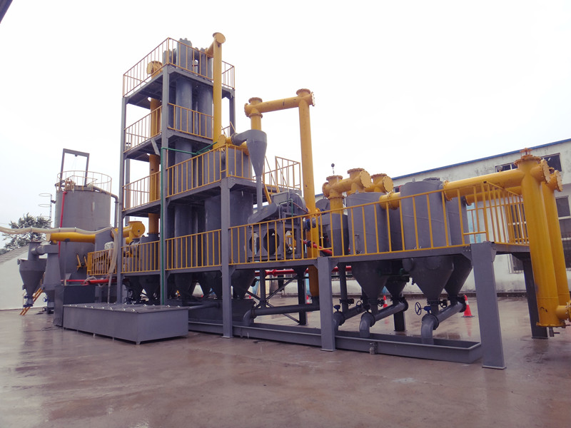 Biomass Gasifier Power Generation