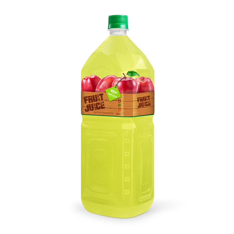 Tropical Fruit Drinks Apple 2L Pet | private label beverage manufacturers