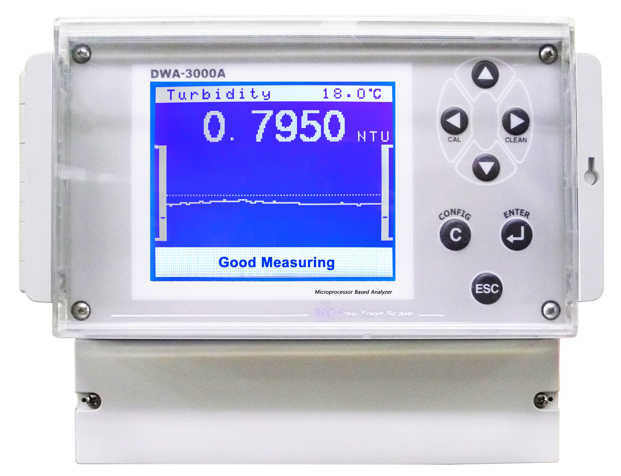 On-Line Water Quality System DWA-3000A Turbidity