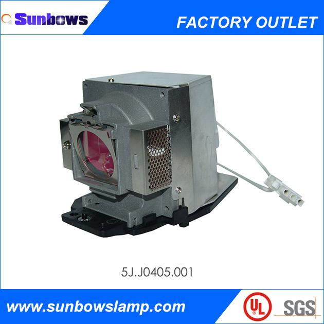 Original Projector Lamp 5J.J0405.001 for BenQ MP776 / MP776ST / MP777 Projector